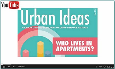 Who lives in Apts YouTube Image